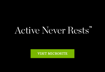 Active Never Rests